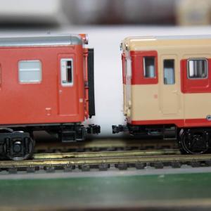 マイクロエース キハ52+KATO キハ28でいすみ鉄道を再現したい!