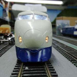 新幹線0系2灯化キット説明書