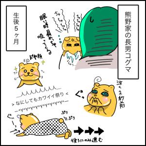 コグマ(長男)について