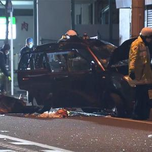 藤沢市鵠沼神明で男女8人死傷事故!死亡した高校生の九十九海斗さんが通う学校や原因は重量オーバー?