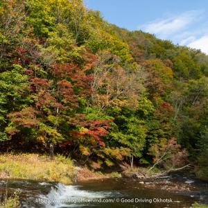 オホーツクの秋:留辺蘂