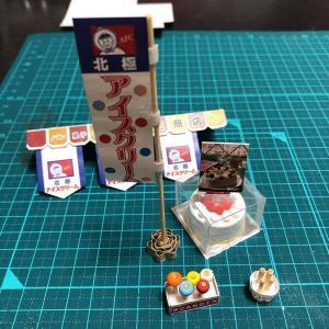 ドールハウス作成 菓子パン屋 4