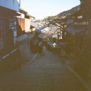 清水寺と坂 1