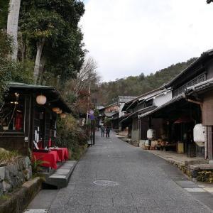 嵐山・嵯峨野 冬の風景 13