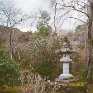 嵐山・嵯峨野 冬の風景 フィルムカメラ編 2