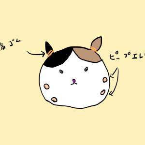 【小顔効果】耳に輪ゴム、顔にピップエレキバン貼りつづけた結果!