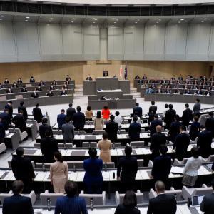 新たなコロナ対策、議員提案条例も。激動の予算議会が閉会。