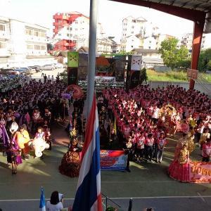 工業専門学校と商業専門学校の『合同体育祭』(3)