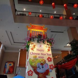 『第18回チェンマイ中華街祭り』初日