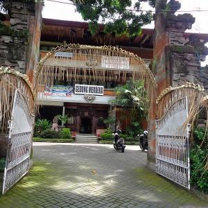 バリ島の旅『デンパサール観光案内所』