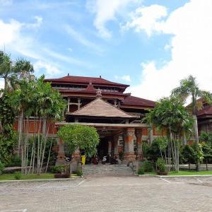 続・バリ島の旅『デンパサールのアートセンター』