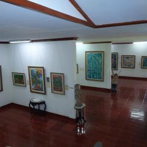 バリ島の旅『ウブドのネカ美術館』(2)