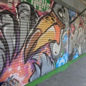 新・チェンマイの路上にある『面白い壁絵』(3)