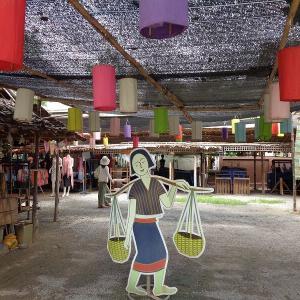 チェンマイ郊外にあるオシャレな『チャムチャマーケット』