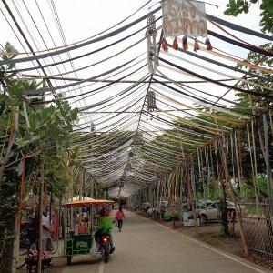 続・チェンマイ郊外にあるオシャレな『チャムチャマーケット』