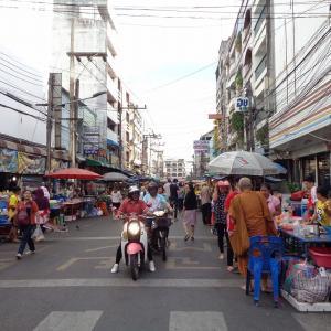 3年前のタイ南部(ハジャイ)の旅『キムヨン市場の朝市』