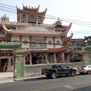 3年前のタイ南部(ハジャイ)の旅『世界三大宗教の寺院巡り』