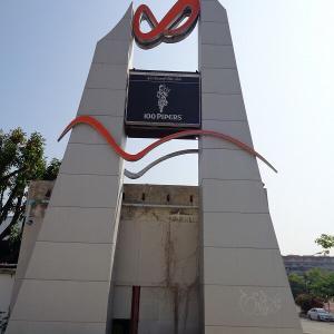 チェンマイの町は『アートの世界でイッパイ!』(6)
