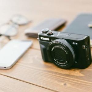 PowerShot G7 X Mark Ⅲ &PowerShot G5 X Mark Ⅱ発表!  YouTube Liveをカメラ単体で #canon #CANON #canong7xmark3 #canong5xmark2 #新型 #コンデジ