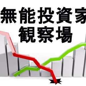 【2020年1月】無能投資家観察場(1/21 米国株成績更新)