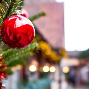 クリスマスは不協和音が鳴りっぱなし?!
