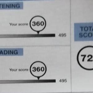 半年間の英語の勉強成果を公開。今年はTOEIC850を目指しますの。