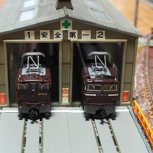 【在籍車両】 電気機関車 ― EF64・EF65