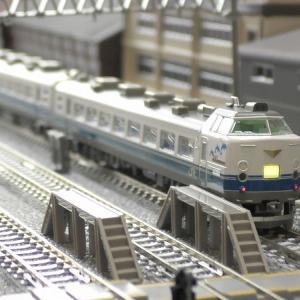 【在籍車両】 JR ― マイクロ 485系 1000・1500番台 勝田電車区 K60編成タイプ