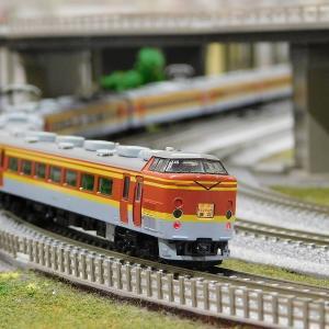 【在籍車両】 JR ― マイクロ 189系 快速 マリンビュー舞浜(やすらぎの日光号) 6両セット