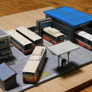 【ストラクチャー】 建物コレクション バス営業所