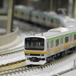 【在籍車両】 JR ― KATO E231系3000番台 八高線・川越線 4両