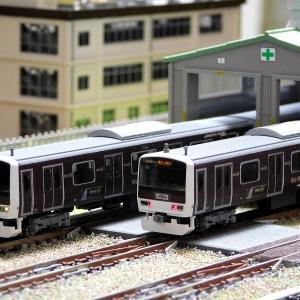 【在籍ラッピング車両】 JR ― KATO E231 500番台 山手線命名100周年記念ラッピング車