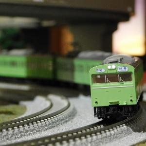 【在籍車両】 JR - 103系 八高線