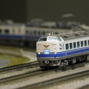 【在籍車両】 JR - 485系1000番台 勝田車両センター・K60編成
