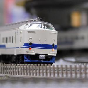 【在籍車両】 JR ― 419系 新北陸色 貫通扉埋込編成