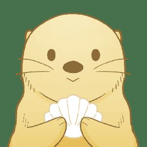 日本のラッコの「手品のようにどんどん出てくるコンコン」が可愛すぎる!【タイ人の反応】
