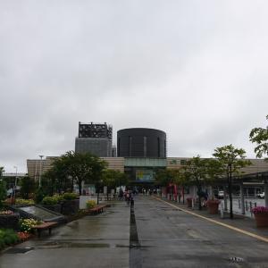 旅の始まりは曇り空から(北海道1周2日目)