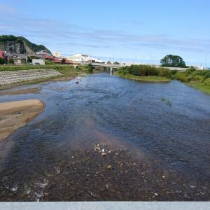 カムイ岬は駐車場についてからが遠い。(北海道1周9日目)