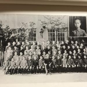 昭和10年代 父の通った釜山第二公立国民学校