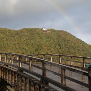 訳あって岩国城と錦帯橋へ立ち寄り
