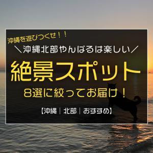 沖縄旅行おすすめプラン『北部の絶景スポット8選|観光編』/沖縄移住ママが伝授!