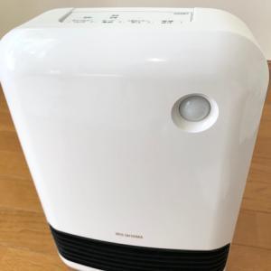 セラミックファンヒーターで部屋全体は暖まる?広さや電気代は?体験談