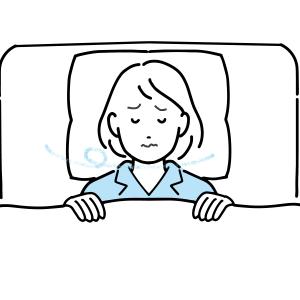 寝る時に首が寒い!首を温めるグッズや就寝中の首の冷え対策