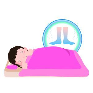 寝る時に足が冷える、冷たい足元を温める対策で効果があるのはこれ!