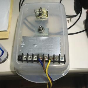 手動ブレーキ回路設置