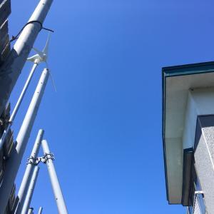 風力発電機を回るようにしたい!