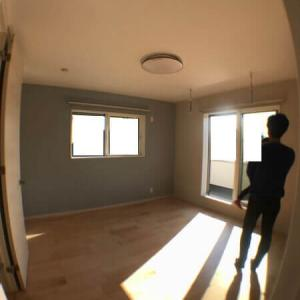 【WEB内覧会13】主寝室、ウォークインクローゼット【仕様、写真】