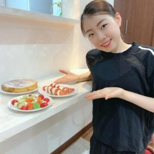 紀平梨花 多彩な手料理を披露 家族も絶賛