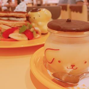 【大阪梅田カフェ】ポムポムプリンカフェに行ってきました。