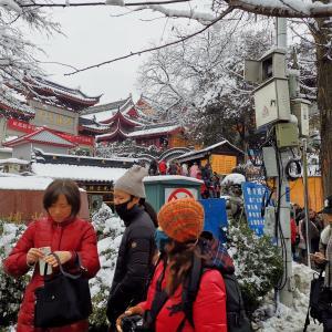 友人との中国旅行・上海、南京、杭州02